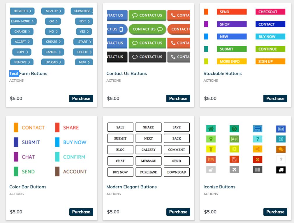 Как сделать кнопку в посте или на странице в Wordpress